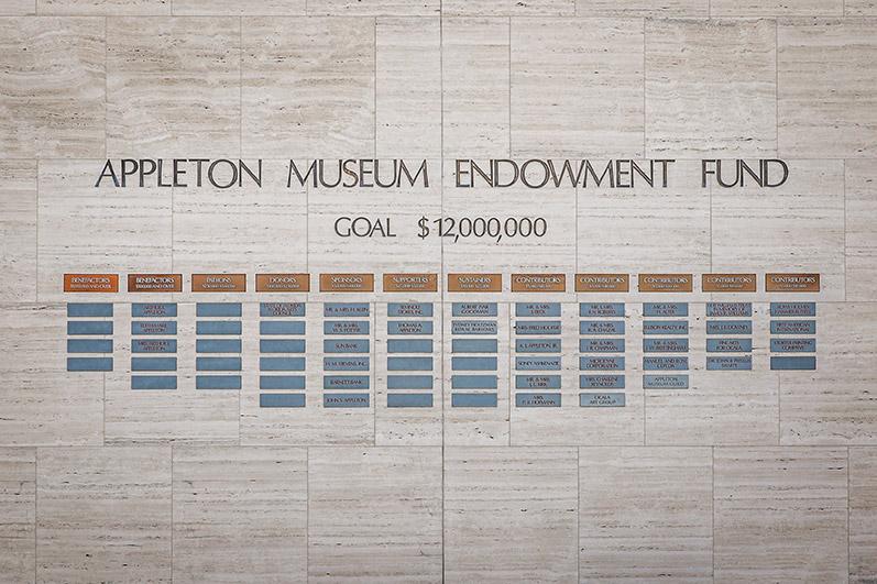 museum endowment fund