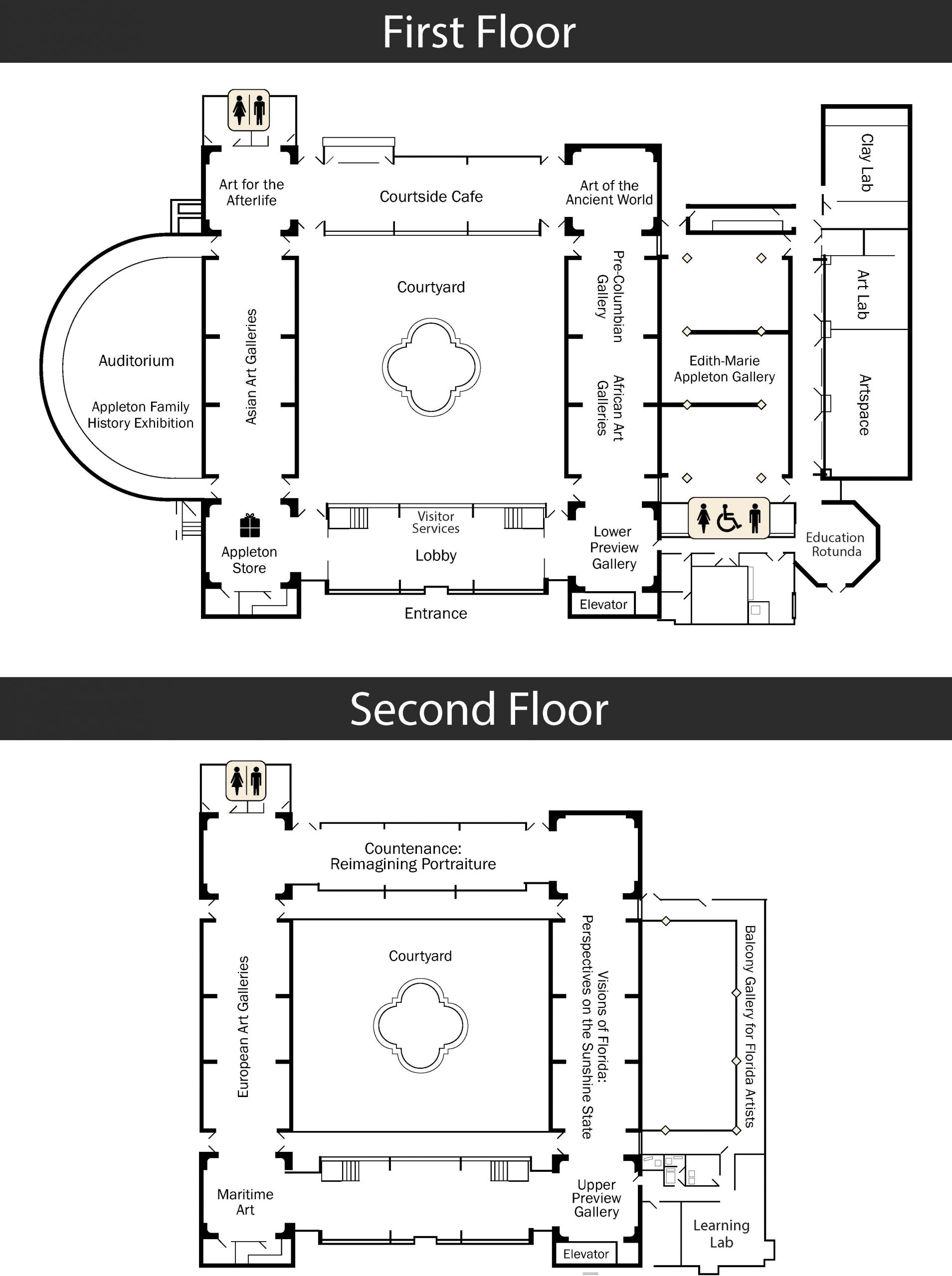 Gallery Map