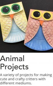 Click here for a list of Animal Project videos.