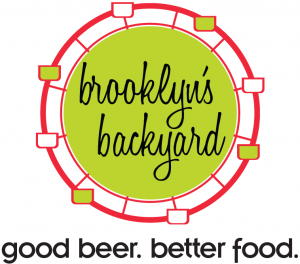 Brooklyns Backyard logo.